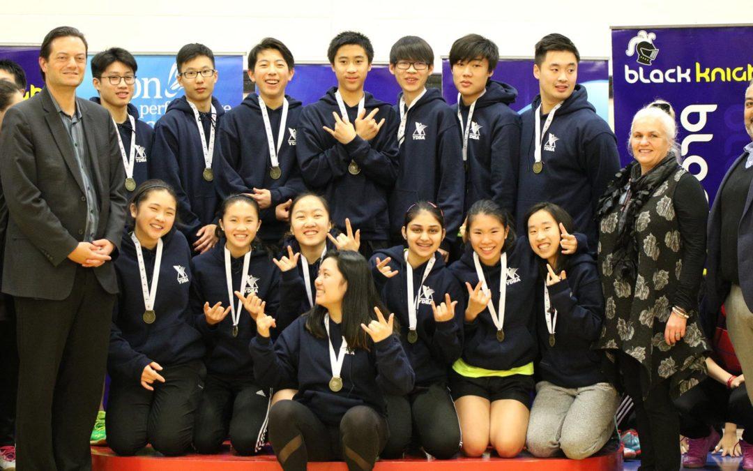 YDBA wins gold at 2018 Ontario Winter Games